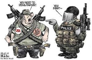demilitarize